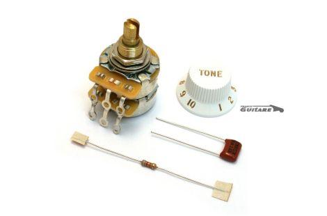 Potentiomètre Fender TBX Tone Control Eric Clapton