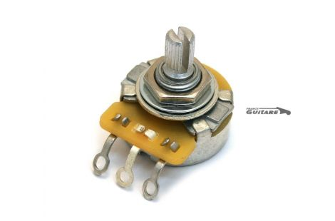 Potentiomètre Gaucher CTS 250K Audio Vintage