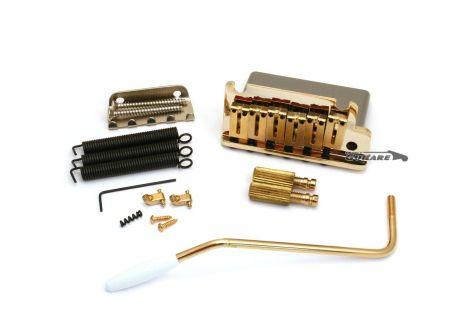 Fender Stratocaster Tremolo Gold American Standard Bridge