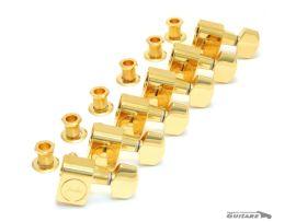 mecaniques fender american standard gold stratocaster et telecaster