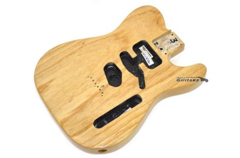 Corps Fender Telecaster American Standard Naturel Frêne