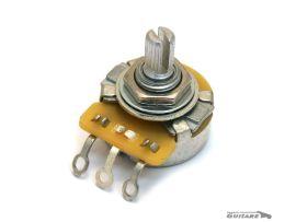 Potentiomètre Gaucher CTS 500K Audio Vintage Fender Strat et Tele
