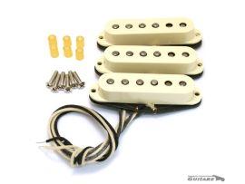 Jeu de micros Fender Stratocaster Custom Shop Vintage 57 62