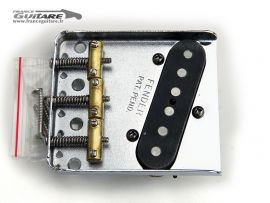 Chevalet Bridge Telecaster avec Micro Baja Classic Player 50s