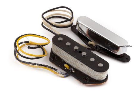 Micros Fender Telecaster American Vintage 58 Reissue