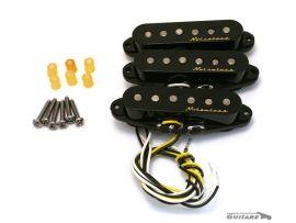 Micros Fender Vintage Noiseless Stratocaster Black