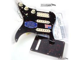 Loaded Pickguard Fender Stratocaster American Deluxe HSS Tortoise