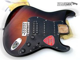 Loaded Body Stratocaster American Special HSS Sunburst 2 Tons