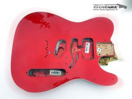 Corps Fender Telecaster American Deluxe Candy Apple Red