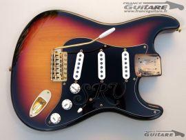 Corps Assemblé Fender Artist Stratocaster Stevie Ray Vaughan SRV