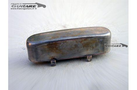 Capot de Micro Manche Telecaster Nickel Heavy Relic Rusty