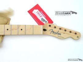 Manche Fender Telecaster Deluxe Nashville Erable 2014