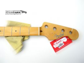 Manche Fender Precision Bass Maple Classic Series 50s érable