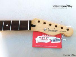 Manche Fender Telecaster Classic Cabronita Mexico Palissandre