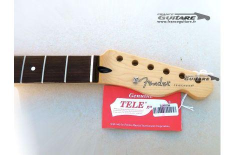 Manche Genuine Fender Telecaster Classic Cabronita Mexico Palissandre 22 frettes