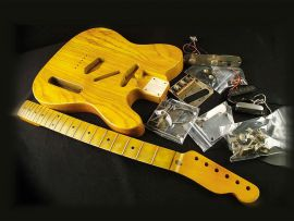 Kit complet Fender Relic Telecaster Corps Manche Hardware
