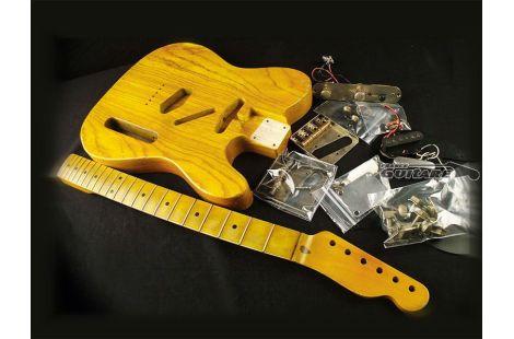 Kit Fender Relic Telecaster Corps Manche Hardware