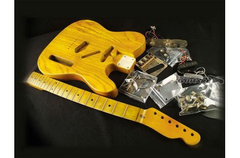 Kit Fender Relic Telecaster Corps Manche Hardware