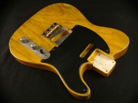 Corps Telecaster sous licence Fender Custom Aged Relic sur mesure