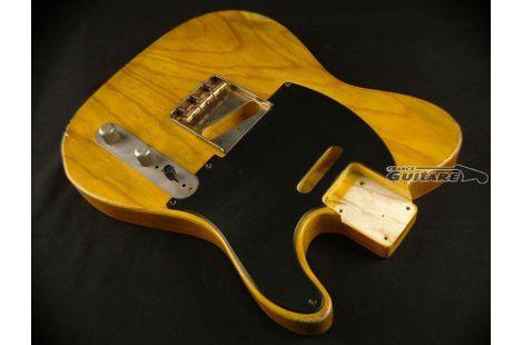 Corps Telecaster Fender Custom Aged Relic sur mesure