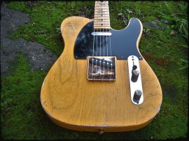 Kit guitare Telecaster Rock and Roll Relics licence Fender