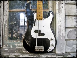 Kit Jazz Bass et Precision Bass Rock and Roll Aged Relics
