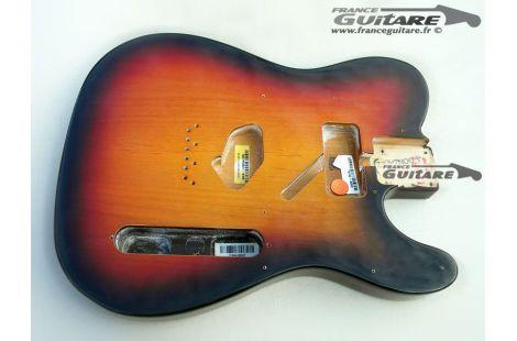 Corps Fender Telecaster American Special Sunburst Nitro