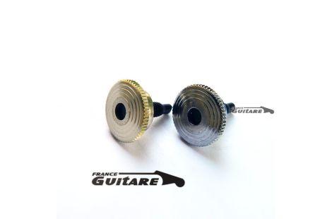 Molette de mécanique à blocage Sperzel Strat Plus Fender