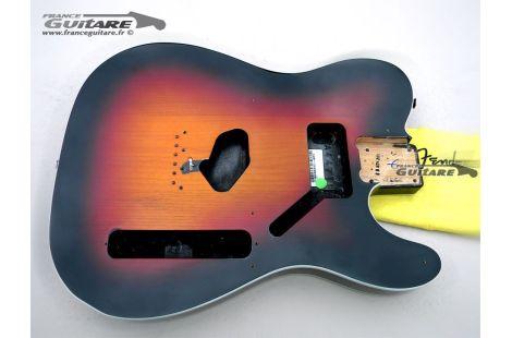 Corps Fender Telecaster Classic Vibe Series 62 Reissue Sunburst
