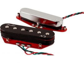 Jeu de micros Fender Telecaster Noiseless N3