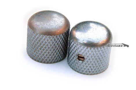 Paire de Boutons Telecaster Fender Relic gotoh dome