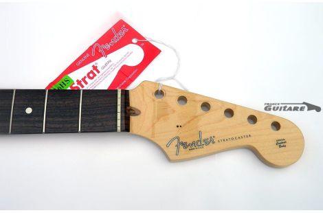 Manche Stratocaster American Standard Palissandre série depuis 2008