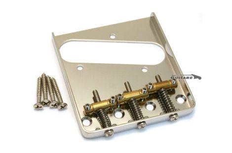 Fender Nickel Squier Classic Vibe Telecaster Bridge