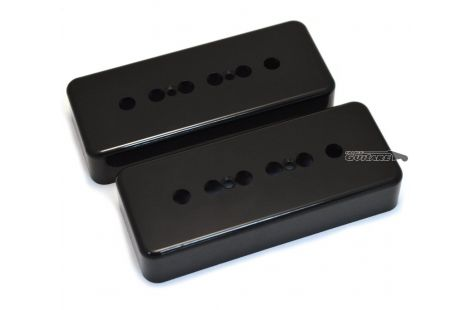Capot de micro plastique P90 Soap Bar mini humbucker