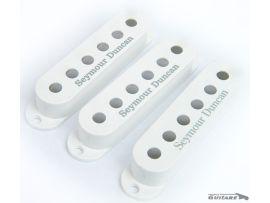 Capot de micros plastique Stratocaster Seymour Duncan Vintage white