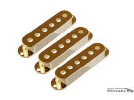 Capot de micro Fender Stratocaster Vintage Plastique Gold Or