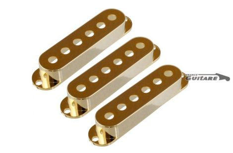 Capot de micro Fender Stratocaster Plastique Gold Or