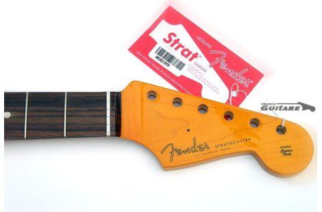 Kit Manche Stratocaster Classic 60s Mécaniques et Plaque