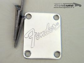 Plaque Manche Fender® Jazz Bass Logo USA série 90s