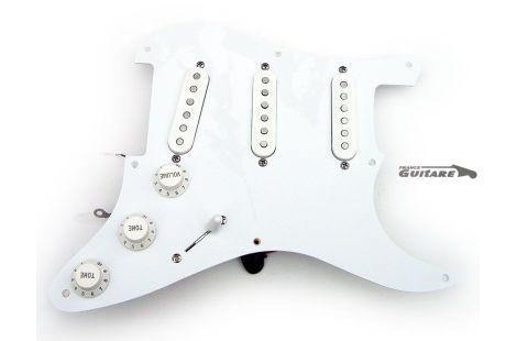 Loaded Pickguard Stratocaster Samarium Cobalt Noiseless Active Clapton Boost