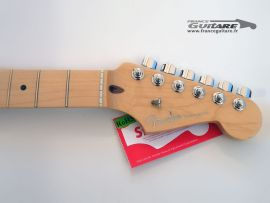 1 Manche Stratocaster American Deluxe Erable Tuners 2013
