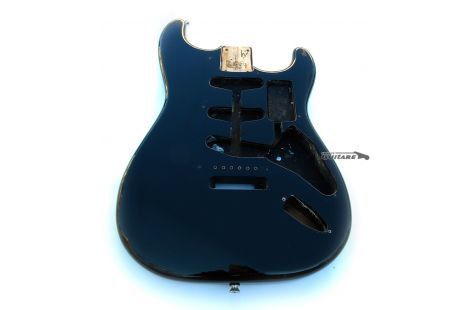 Corps Fender Stratocaster Eric Clapton Blackie Made in Japan 2008