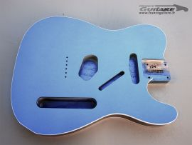 Corps Telecaster Custom 62 Aged Ice Blue Metallic Closet Clean