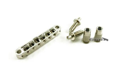 Chevalet Bridge Tonepros TuneOMatic Rollers métrique inserts larges