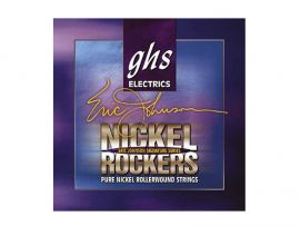 Cordes Guitare GHS Eric Johnson Signature Nickel Rockers