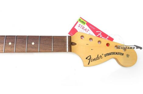 Manche Fender Stratocaster American Special touche palissandre