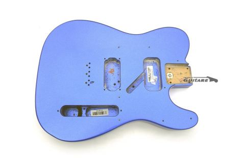 Corps Fender Telecaster American Standard USA HH Mystic Blue Purple