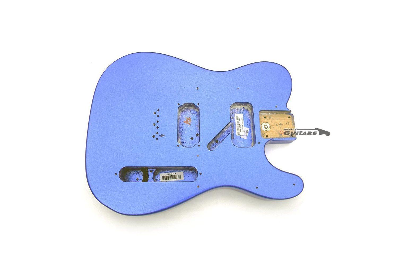 Corps Fender Telecaster American Standard USA HH Mystic Blue Purple