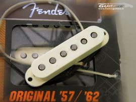 Micro Fender Individuel Stratocaster American Vintage 57/62
