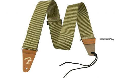 Sangle Fender Vintage Tweed Strap pour Strat et Tele